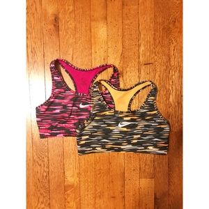 Double bundle! New without Tags Nike Sports Bras